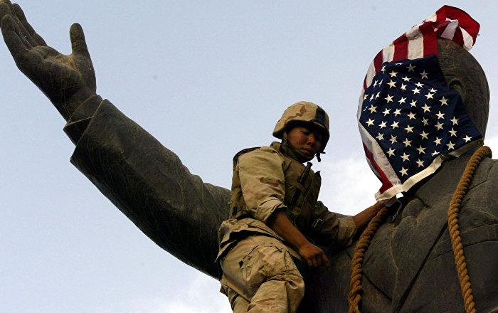 ABD'den vatadaşlarına 'Irak' uyarısı: ABD vatandaşları için tehlike oluşturuyor