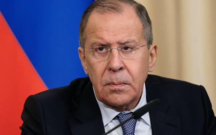 Lavrov: Suriye'yi bölme ve kalıcı güç oluşturma girişimleri kabul edilemez