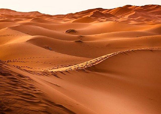 Suudi Arabistan, çöl
