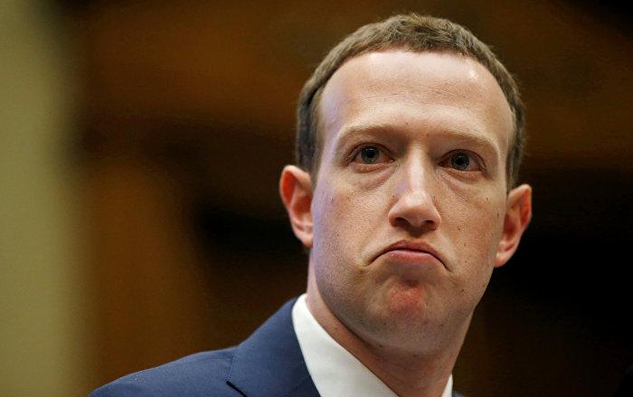 """Zuckerberg, ABD Temsilciler Meclisi'nde ifade verdi 'mağdurum"""" dedi"""