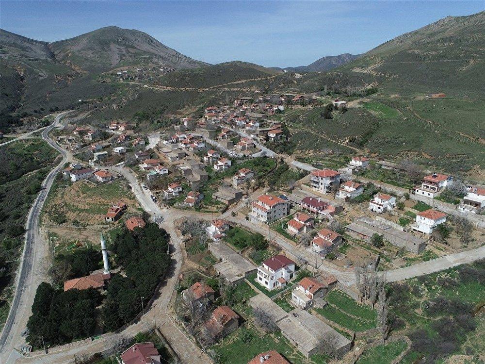 Ege'de bir Karadeniz köyü