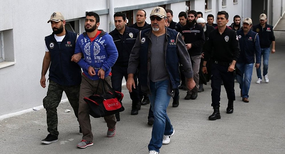 Adana, IŞİD operasyonu