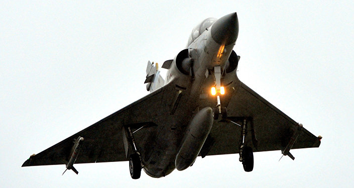 Mirage 2000-5 savaş uçağı