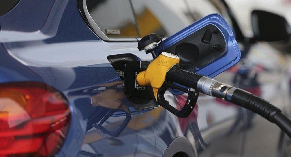 benzin, motorin