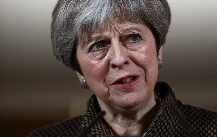 İngiltere Başbakanı May: Suriye'ye saldırı haklı ve yasal