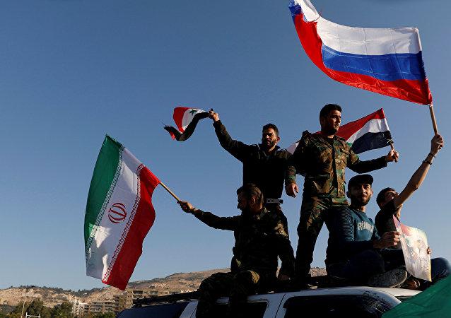 Rusya - İran - Suriye