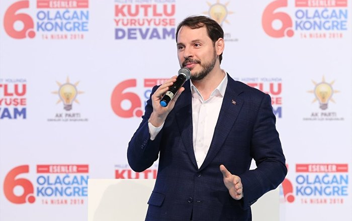 Albayrak: Mehmetçiğimiz cephede, teşkilatlarımız da seçim savaşına hazırlanıyor