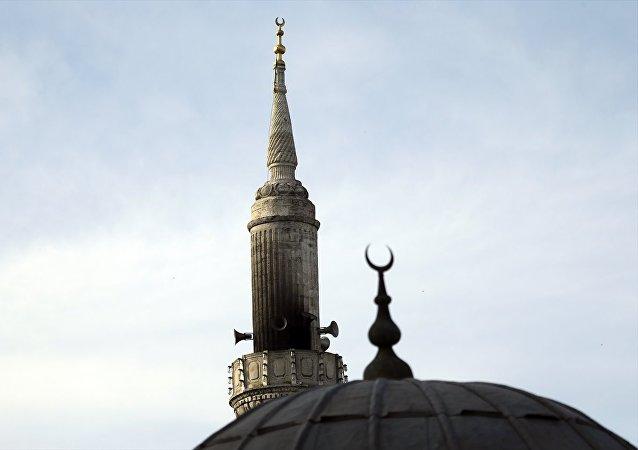 Teşvikiye Camii, yangın