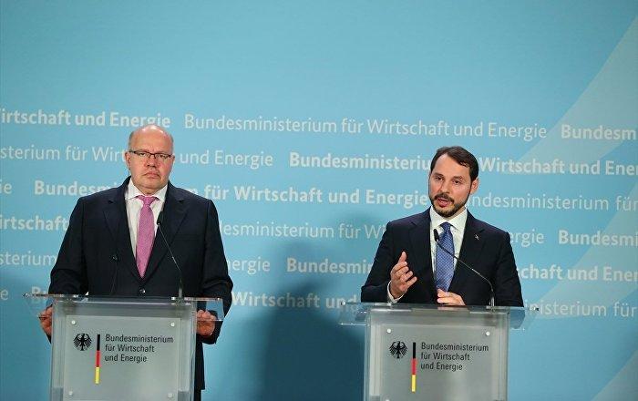 Albayrak: Almanya, vazgeçilemez partnerimiz – Sputnik Türkiye