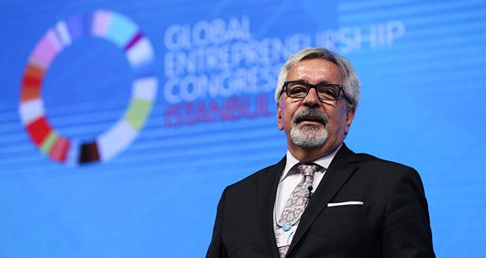 Sabancı Holding CEO'su Mehmet Göçmen