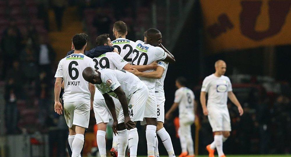Galatasaray - Akhisarspor