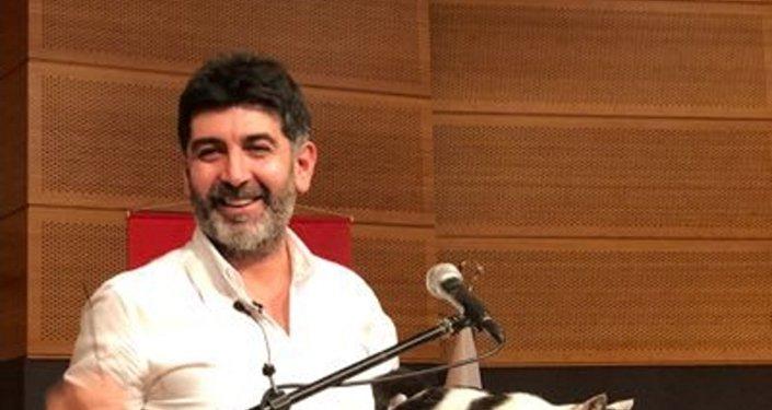 Gazeteci-yazar Levent Gültekin