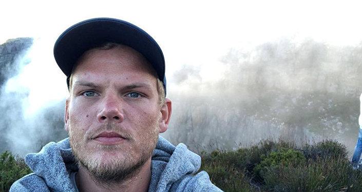 DJ Tim Bergling-Aviciii