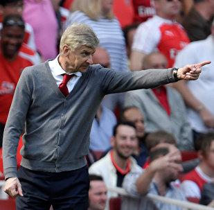 Premier League , Arsenal v West Ham, Arsene Wenger, 22 Nisan 2018