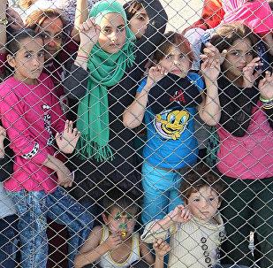 Sığınmacı çocuklar