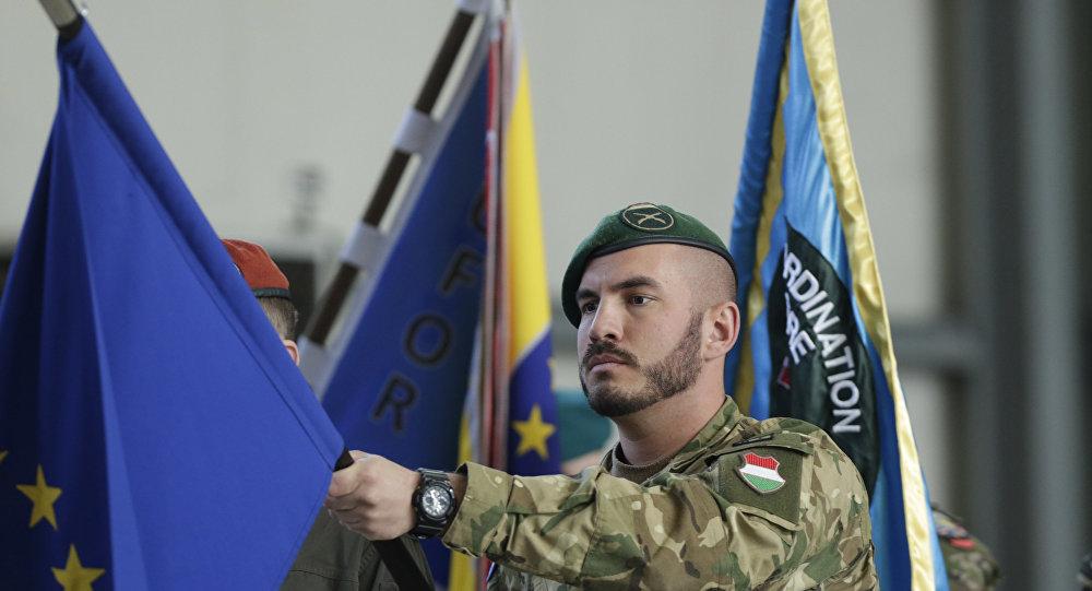 Bosna'daki AB barış gücü EUFOR