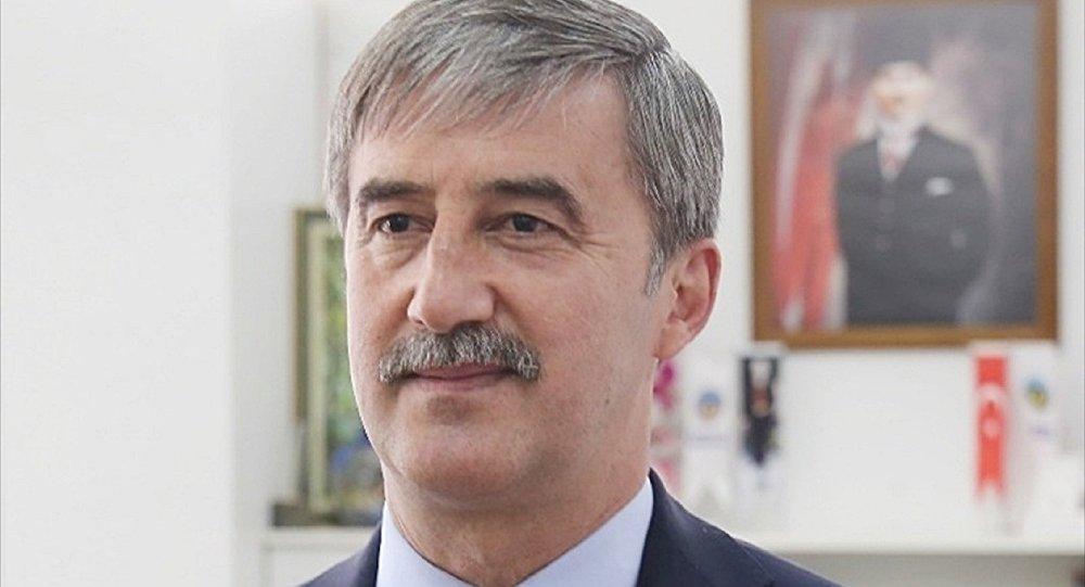 Turgutlu Belediye Başkanı Turgay Şirin