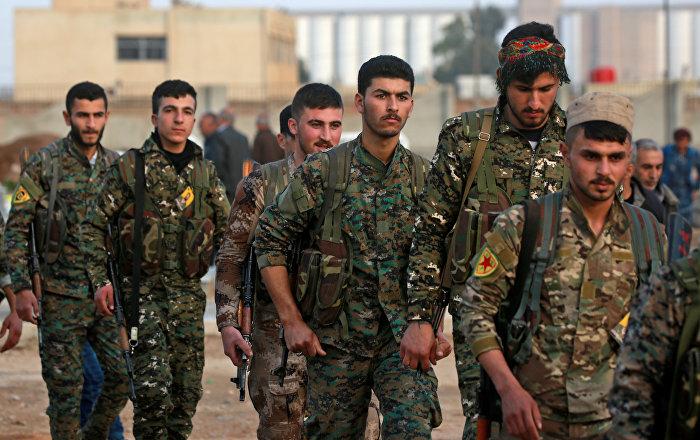 DSG: Deyr ez Zor'da IŞİD'e karşı yeni bir operasyon başlatmadık