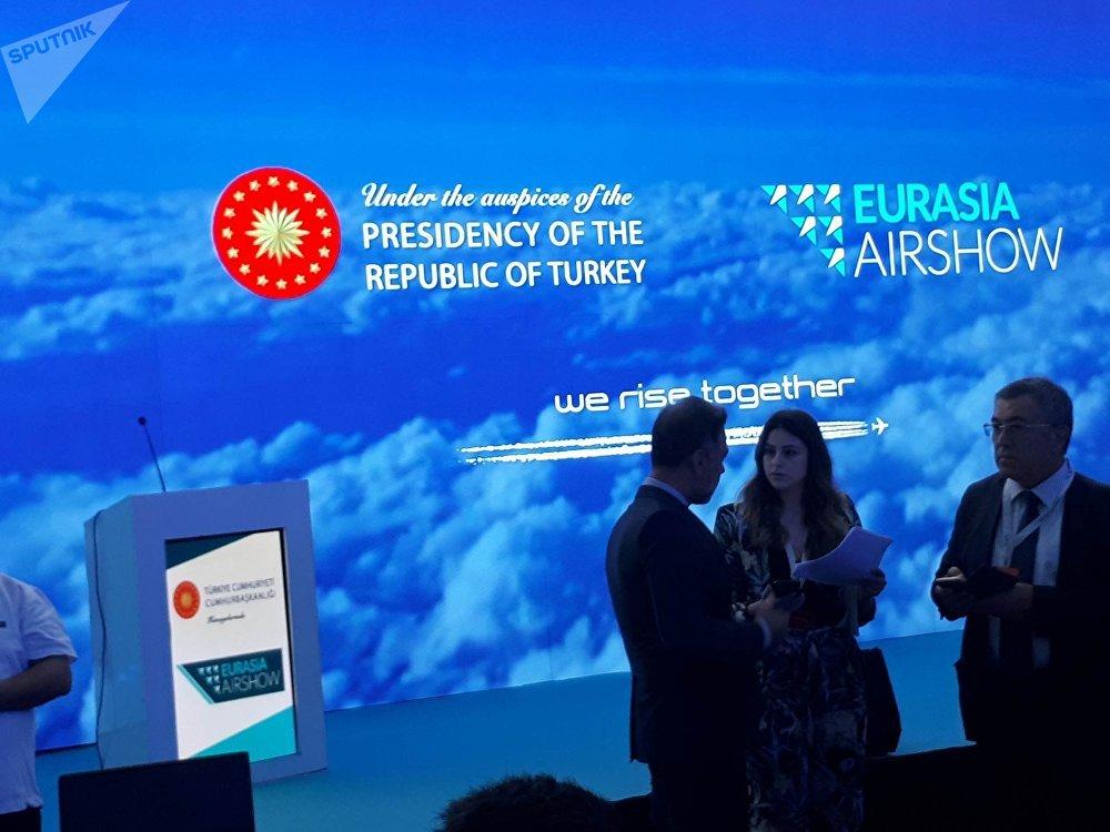 Havacılık fuarı Eurasia Airshow