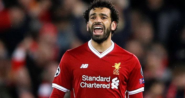 Liverpool'un Mısırlı yıldızı Muhammed Salah