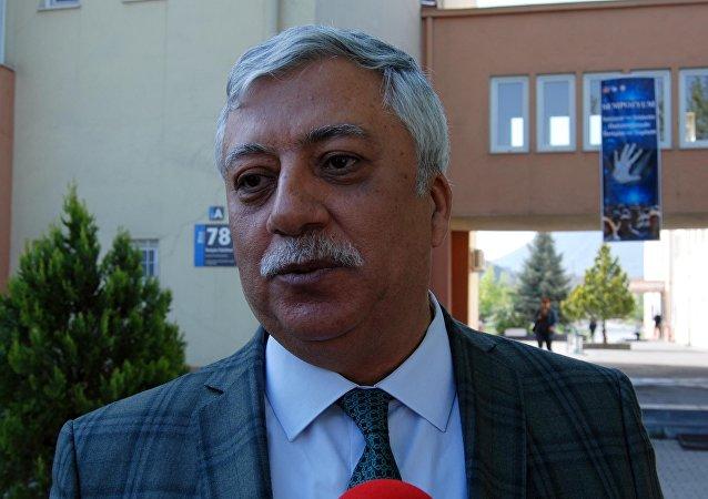 Radyo ve Televizyon Üst Kurulu (RTÜK) Başkanı Prof. Dr. İlhan Yerlikaya