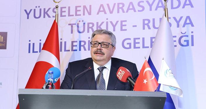 Rusya'nın Ankara Büyükelçisi Aleksey Yerhov