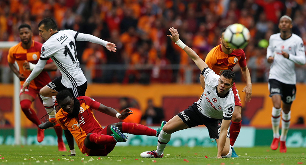 Galatasaray-Beşiktaş-Pepe