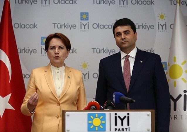 Gültekin Uysal - Meral Akşener