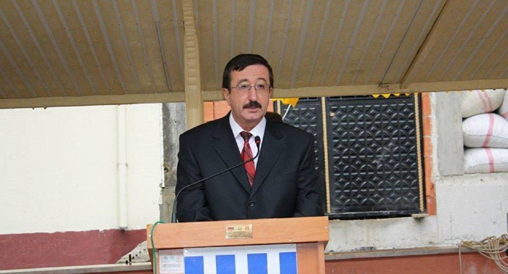 Zonguldak Müftü Yardımcısı Kemal Türksoy