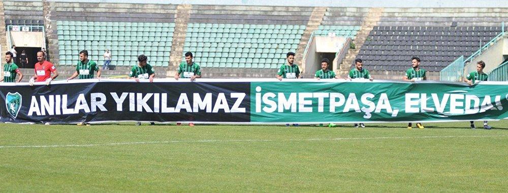 Kocaelispor, İsmetpaşa Stadyumu