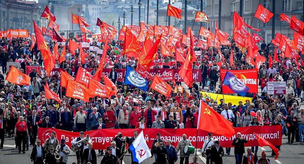 Rusya-1 Mayıs