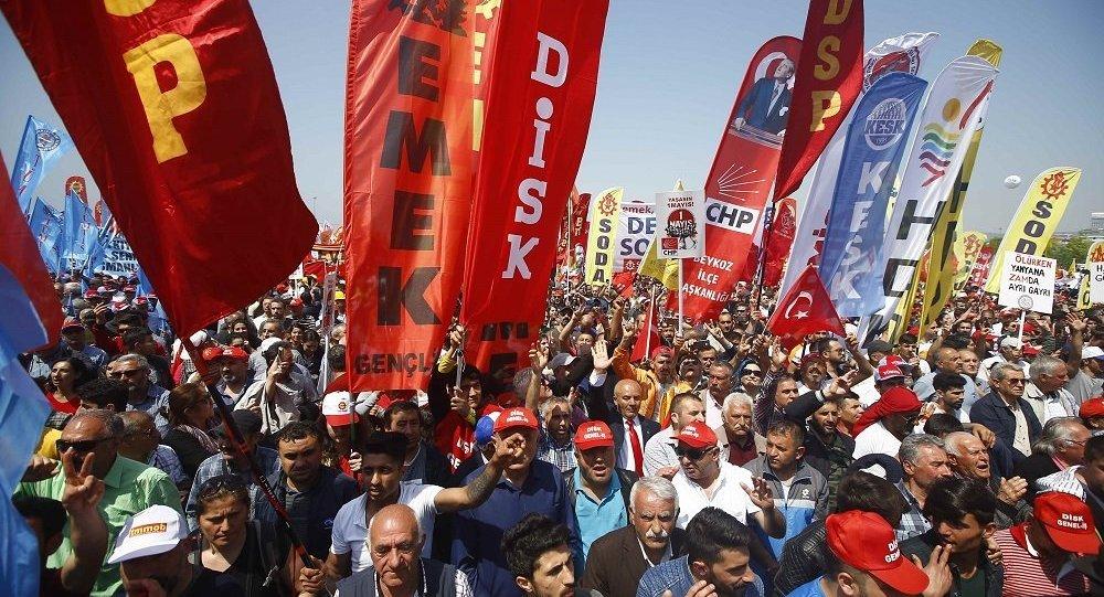 İstanbul, 1 Mayıs