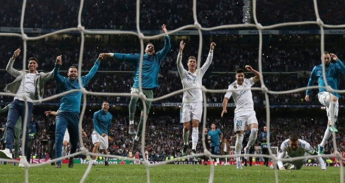 Real Madrid -  Bayern Münich
