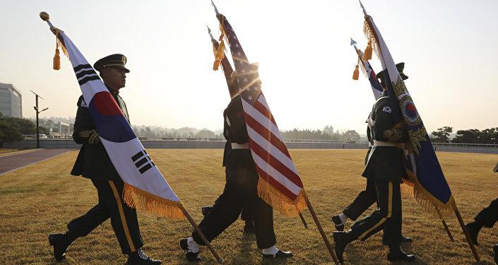 ABD-Güney Kore-Asker