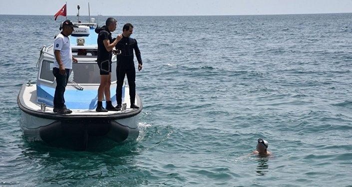 Antalya, boğulma ihbarı