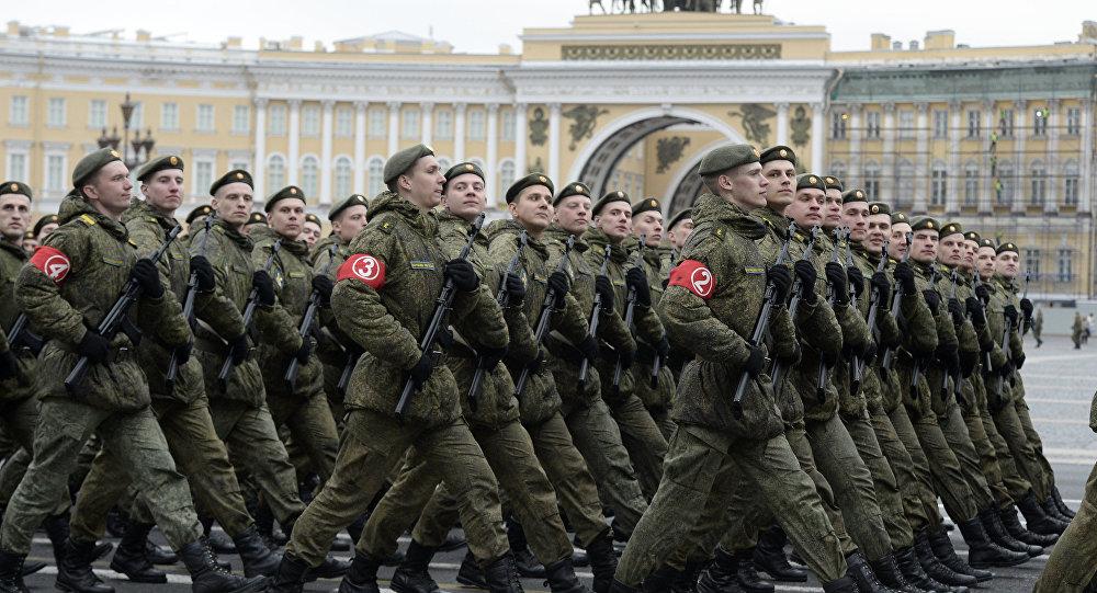 Rusya, dünyada en çok askeri harcama yapan üçüncü ülke oldu
