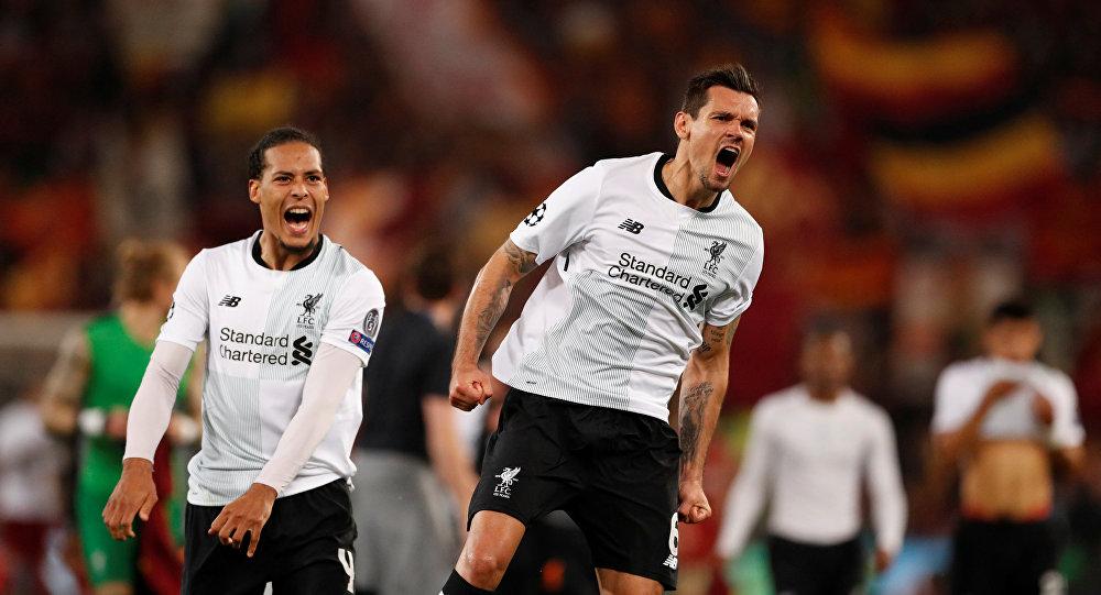 Liverpool UEFA finalinde
