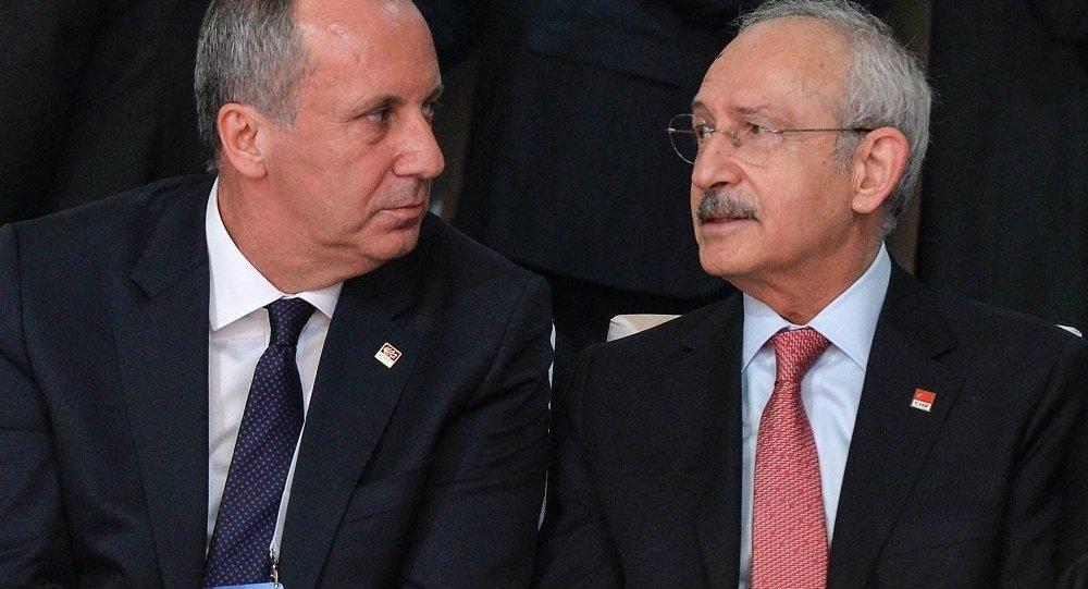 Kemal Kılıçdaroğlu - Muharrem İnce