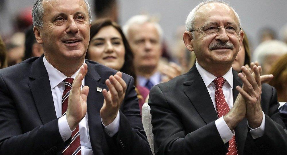 Muharrem İnce - Kemal Kılıçdaroğlu