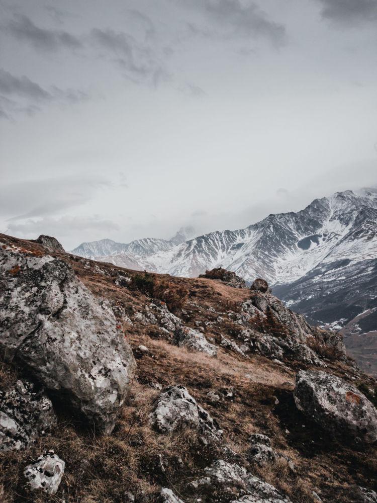 Kuzey Osetya manzaraları