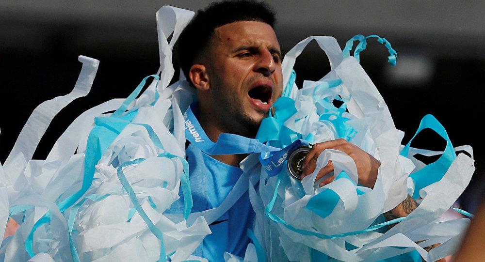 Manchester City-şampiyon