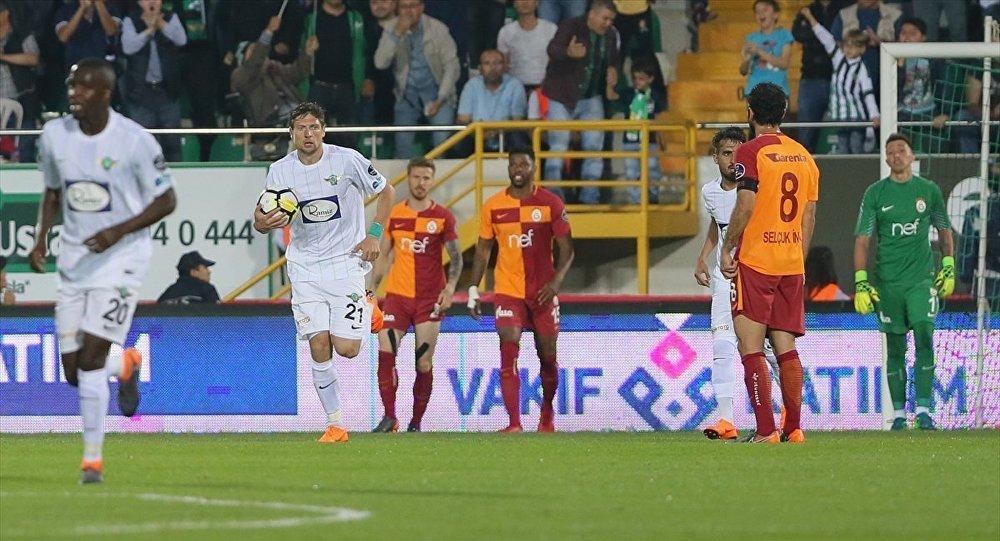 Galatasaray- Akhisarspor