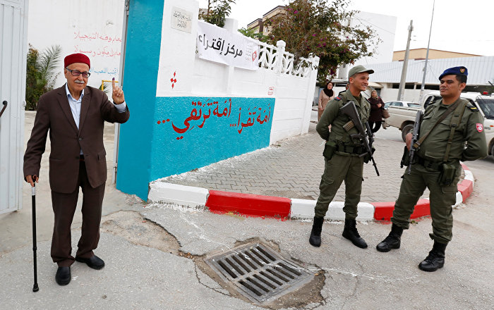 Tunus yerel seçimlerinde 'bağımsız adaylar' birinci
