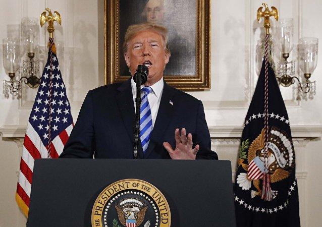 ABD Başkanı Donald Trump, İran kararını açıkladı