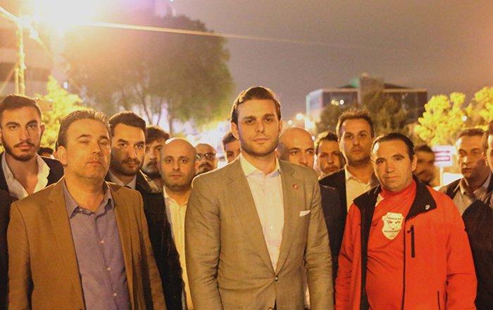 İYİ Partili Aslan: Yıldırım'a yakın bir isim, 'İmamoğlu'nun başkanlığı hayırlı olsun' dedi