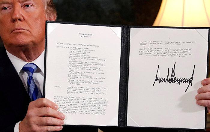 Trump'ın İran ile nükleer anlaşmadan çekilme kararı Türkiye ekonomisini nasıl etkileyecek?