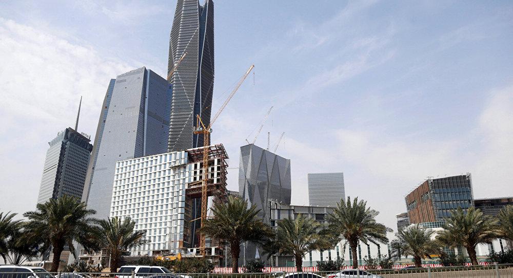 Riyad- Kral Abdullah Finans Bölgesi