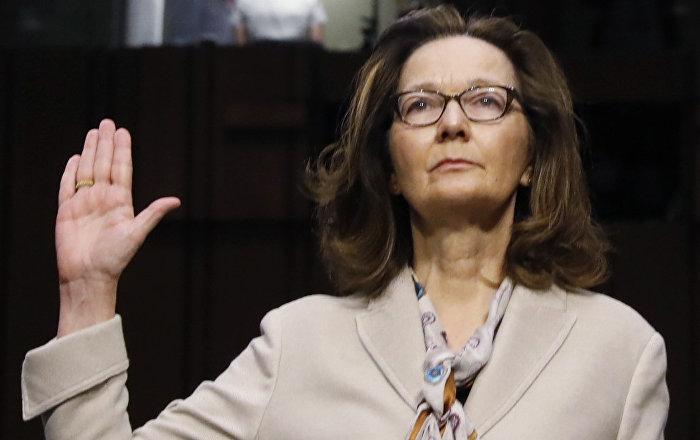 Gina Haspel'in CIA Direktörü olmasına Senato İstihbarat Komisyonu'ndan onay