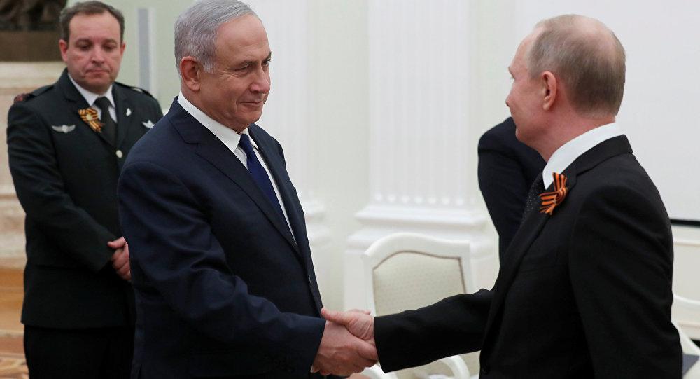 Putin ve Netanyahu, Kremlin'de Ortadoğu'daki durumu konuştu
