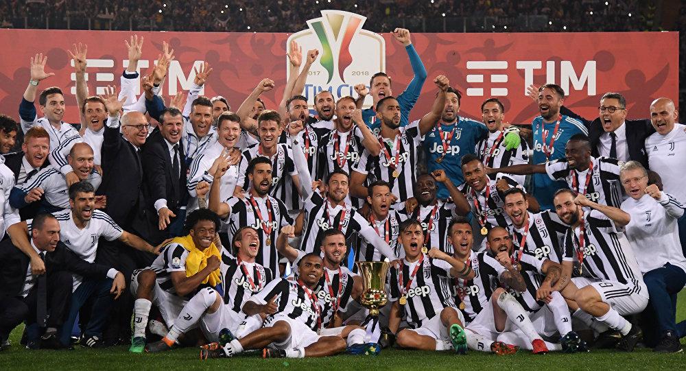İtalya Kupası'nın kazananı Juventus oldu